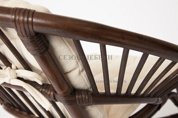 Комплект для отдыха Turkey (Туркей) (стол круглый со стеклом+2 кресла + диван) (фото, вид 5)
