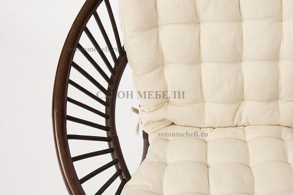 Комплект для отдыха Turkey (Туркей) (стол круглый со стеклом+2 кресла + диван) (фото, вид 6)