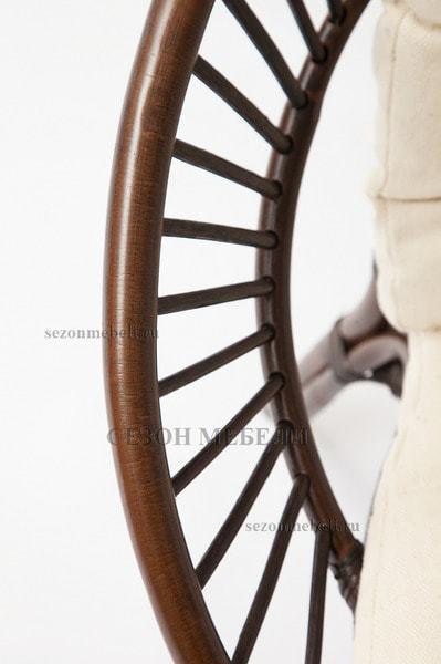Комплект для отдыха Turkey (Туркей) (стол круглый со стеклом+2 кресла + диван) (фото, вид 12)