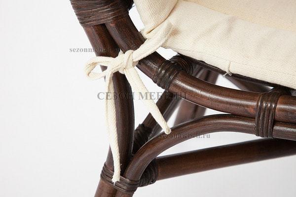 Комплект для отдыха Sonoma (Сонома) (стол круглый со стеклом+2 кресла+диван) (фото, вид 3)