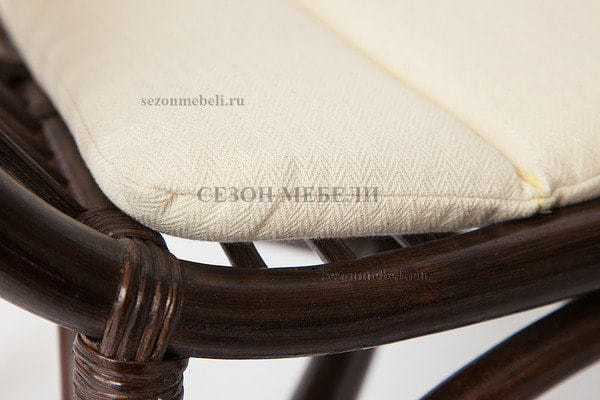 Комплект для отдыха Sonoma (Сонома) (стол круглый со стеклом+2 кресла+диван) (фото, вид 6)