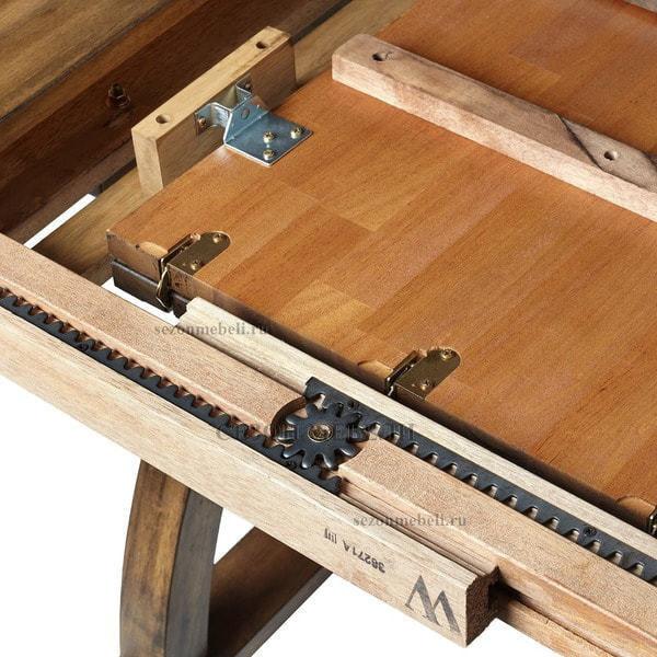 Стол LT T14441 DARK OAK #K245 (фото, вид 3)
