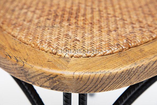 Обеденная группа Piemonte (Пьемонте) (стол+2 стула) (фото, вид 4)