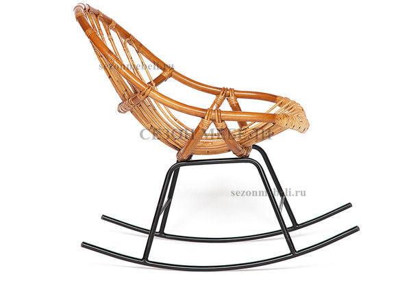 Кресло-качалка Secret De Maison Petunia (mod. 01 5088 RC SP KD/1-1 ) (фото, вид 2)