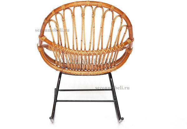 Кресло-качалка Secret De Maison Petunia (mod. 01 5088 RC SP KD/1-1 ) (фото, вид 3)