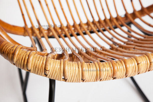 Кресло-качалка Secret De Maison Petunia (mod. 01 5088 RC SP KD/1-1 ) (фото, вид 4)