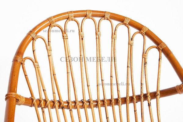 Кресло-качалка Secret De Maison Petunia (mod. 01 5088 RC SP KD/1-1 ) (фото, вид 5)