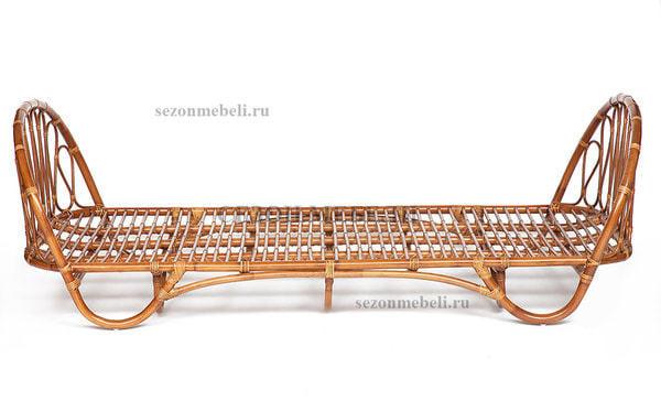Кровать Suzane (mod. 18 5090 DB SP) (фото, вид 1)