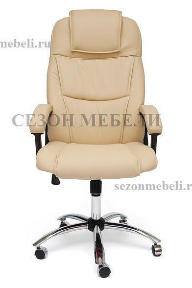 Кресло офисное Bergamo (Бергамо) Хром (фото, вид 8)
