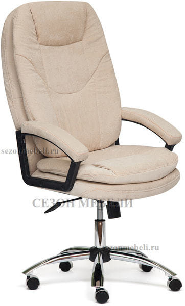 Кресло офисное Softy Chrome (Софти Хром) (фото, вид 7)