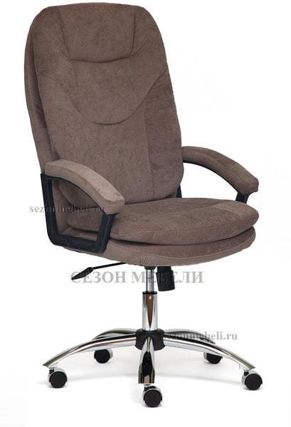 Кресло офисное Softy Chrome (Софти Хром) (фото, вид 11)