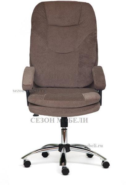 Кресло офисное Softy Chrome (Софти Хром) (фото, вид 12)