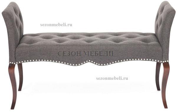 Банкетка Milly 5197.11 (Милли) Серый (фото, вид 1)