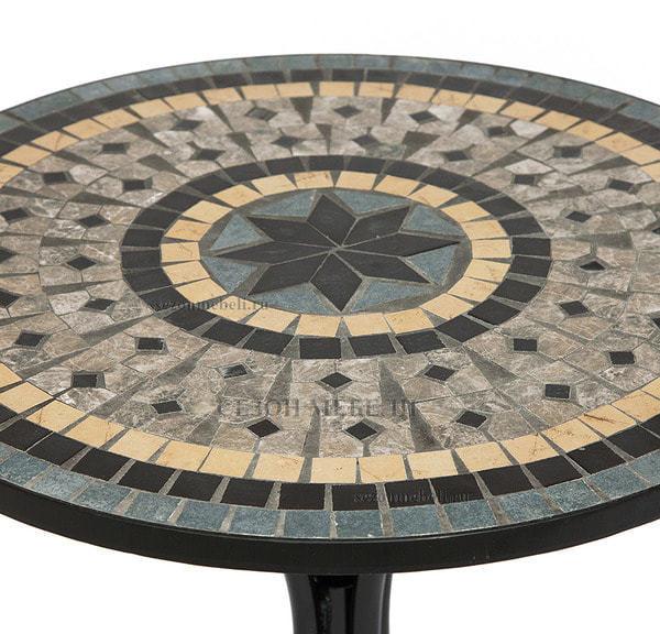 Стол Romeo (Ромео) (mod. PL08-1070-1-GBRN) (фото, вид 1)