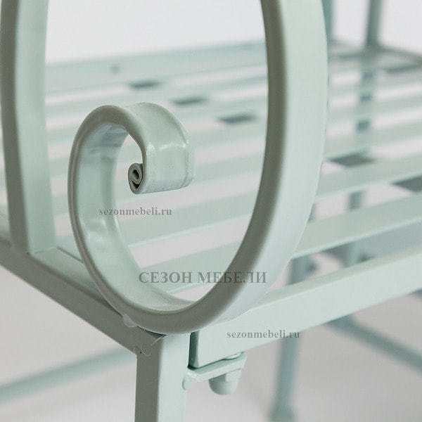 Комплект Tet-a-Tet (mod. PL08-34283B) (столик+ 2 кресла) (фото, вид 5)