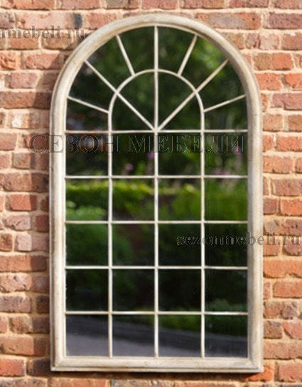 Зеркало садовое Romano (mod. PL08-80254) (фото, вид 1)