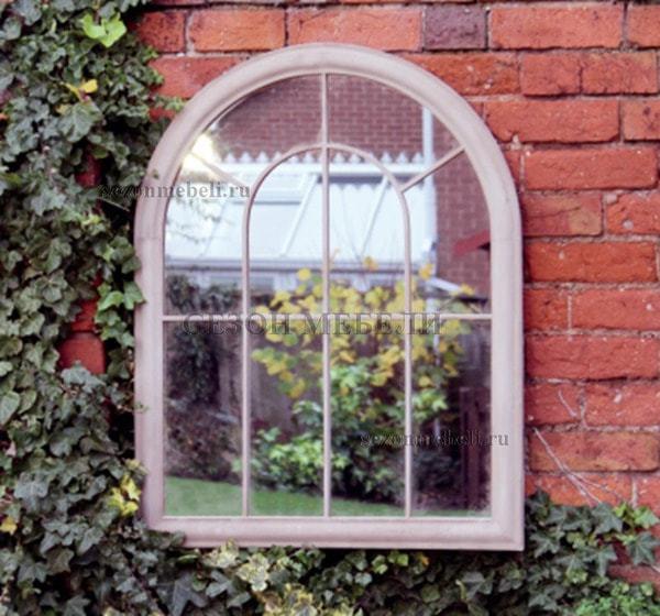 Зеркало садовое Romano (mod. PL08-80255) (фото, вид 1)