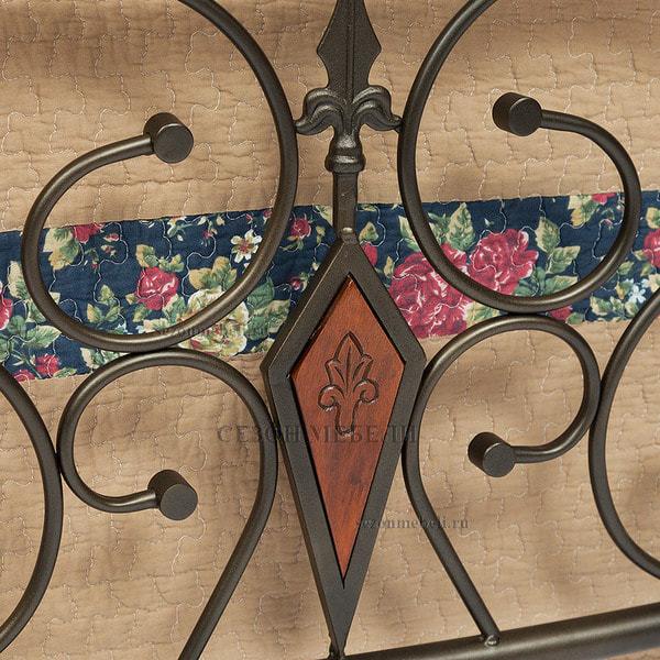 Кровать Viking (mod. 9227) (фото, вид 3)