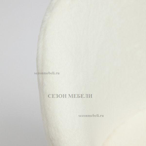 Стул Melody (mod. 7003) Белый плюш (фото, вид 4)