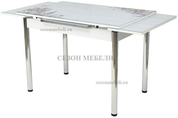 Стол 4001 BATIK PURPLE (фото, вид 2)