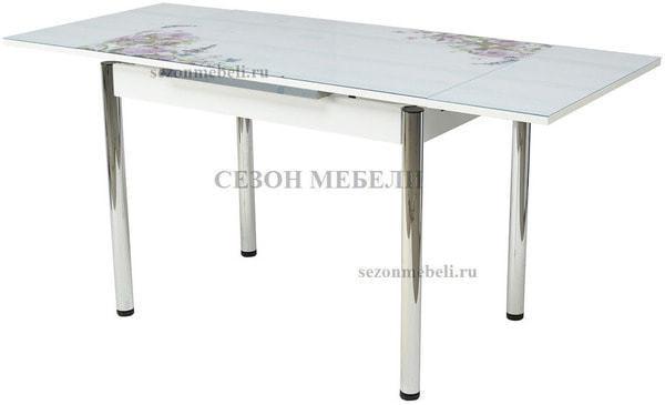 Стол 4001 BATIK PURPLE (фото, вид 3)