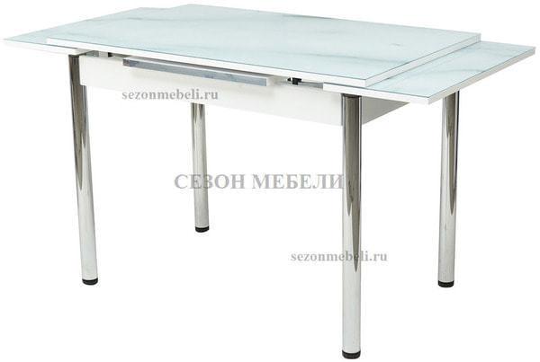 Стол 4001 WHITE MARBLE (фото, вид 2)