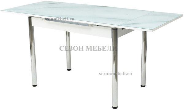 Стол 4001 WHITE MARBLE (фото, вид 3)