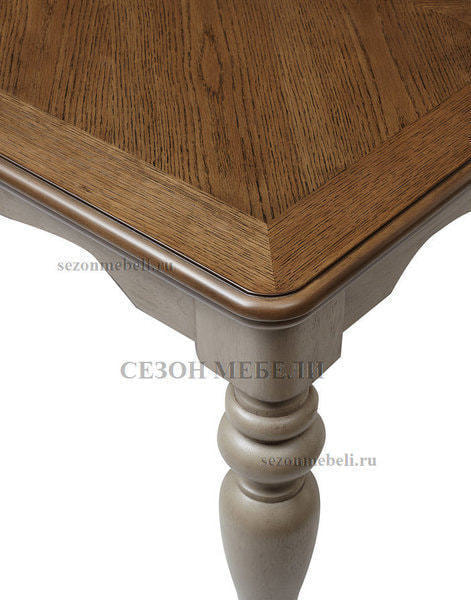 Стол LT T18331 OAK #K558/ MILKY GREY #G48 (фото, вид 3)