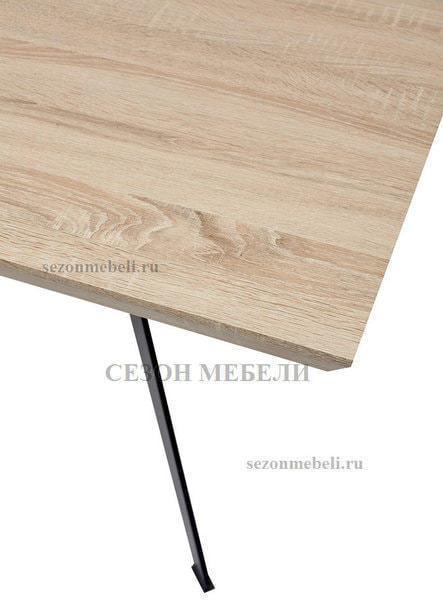 Стол VIKING 180 Дуб беленый винтажный (фото, вид 1)