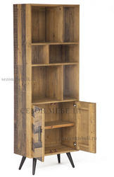 Шкаф книжный Largo (mod. LAR L02-70). Вид 2