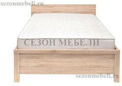 Кровать Каспиан LOZ90х200 дуб сонома (без основания). Вид 2