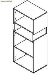 Шкаф Ньюарк REG1W/14/6 L (левый). Вид 2