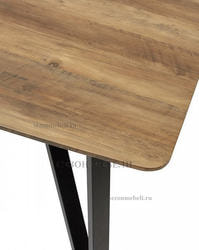 Стол IRON 150 Дуб #31014K. Вид 2