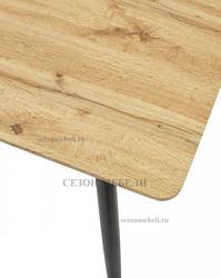 Стол BASEL #29 дуб 120 см. Вид 2