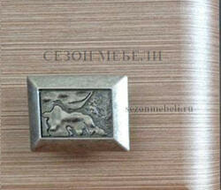 Шкаф - Витрина Коен REG1W2S венге магия/ штрокс темный. Вид 2