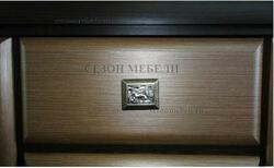 Шкаф Коен SZF4D2S венге магия/ штрокс темный. Вид 2