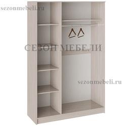 Шкаф комбинированный Мишель. Вид 2