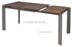 Стол CORNER 120 MOSS/ GREY1. Вид 2