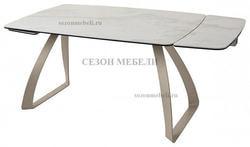 Стол ECLIPSE 137 мрамор HT-031. Вид 2
