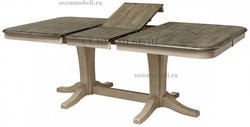 Стол LT T17547 DARK OAK #K532/ BUTTERMILK #WW504. Вид 2