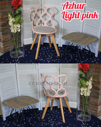 Стул AZHUR LIGHT PINK. Вид 2