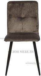 Стул Fanta (mod.1899B) Серый. Вид 2