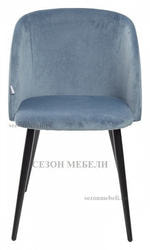 Стул YOKI пудровый синий, велюр G108-56. Вид 2
