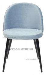 Стул JAZZ пудровый голубой, велюр G108-55. Вид 2