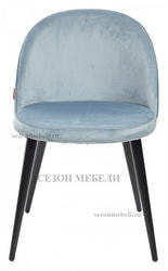 Стул JAZZ пудровый серо-голубой, велюр G062-43. Вид 2