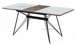 Стол COMPLEX DT780 140 WHITE. Вид 2