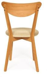 Стул MAXI (Макси) мягкое сиденье/ цвет сиденья - Бежевый. Вид 2