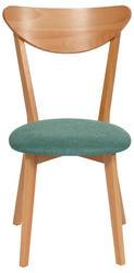 Стул MAXI (Макси) мягкое сиденье/ цвет сиденья - Морская волна. Вид 2