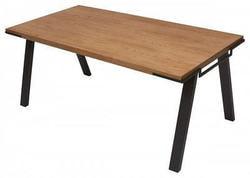 Стол LOFT 180 OAK, шпон. Вид 2