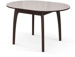 Стол №46 ДН4 венге/стекло белое. Вид 2